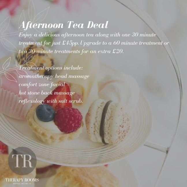 Afternoon Tea Deal