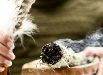 Energy Cleansing With Sage