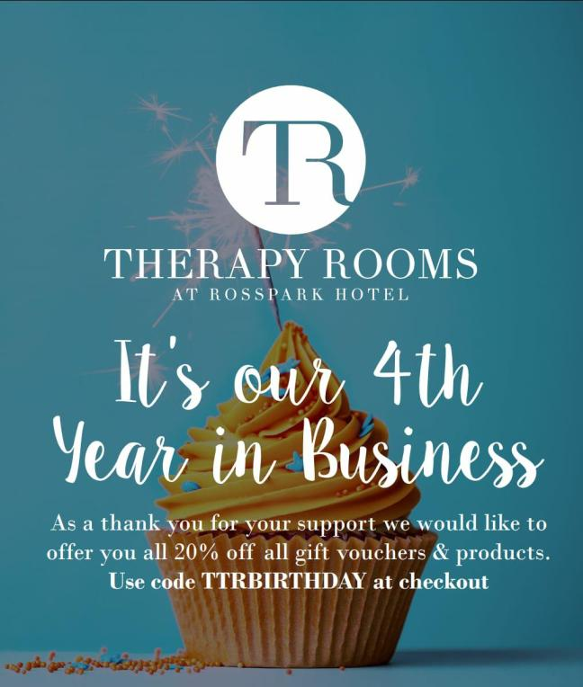 The Therapy Rooms Discount Code