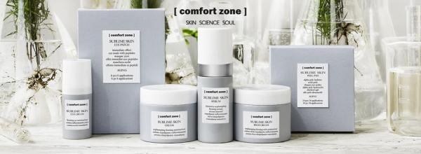Comfort Zone Skincare Range